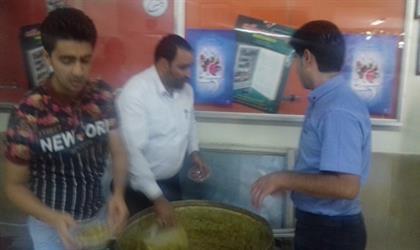 مراسم عيد غدير در دانشكده